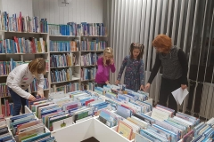 KTS Trbovlje, knjižničar za en dan, 3.12.2018