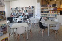 KTS Trbovlje, prenovljena čitalnica